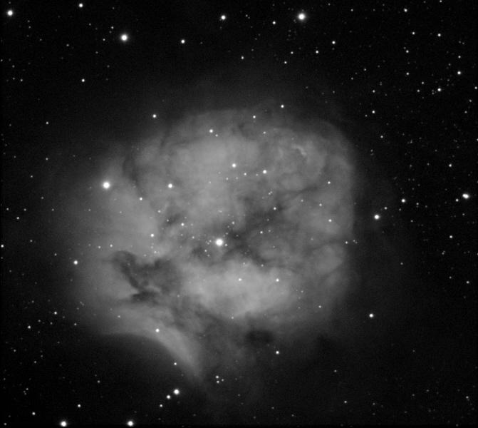 IC5146, 3h09 de cocon en H alpha IC5146-14-aout-2018-mini